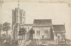 St. Michael's Church in St. Albans 49.x
